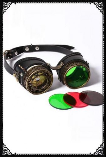 The loop goggles