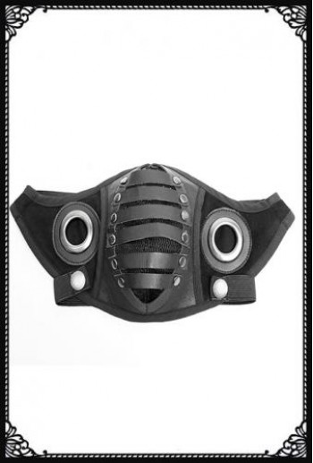 Punk Rave Wolfenstein Mask