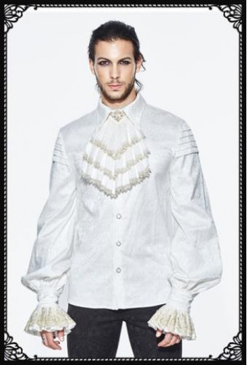 Devil Fashion Venetian Shirt