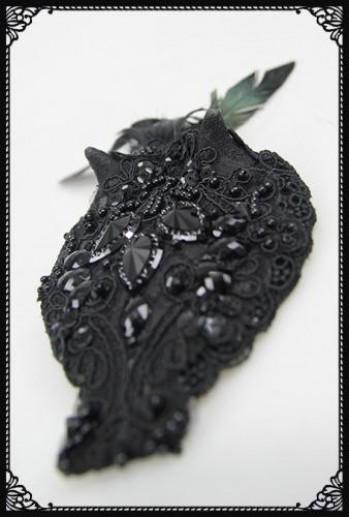 Crow Headpiece