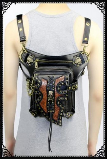 Kratos Steampunk Bag