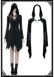 Dark In Love Draven Shrug/Hoody