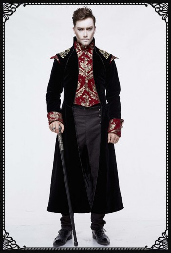 Devil Fashion Tuerwert Coat