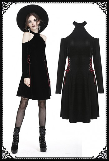 Dark in Love Vigília Dress