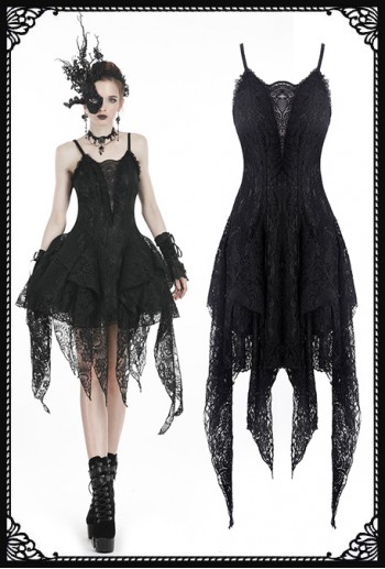 Dark in Love Evil Lizzie Dress