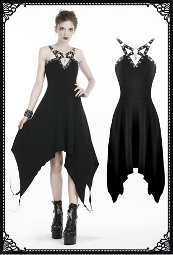 Dark in Love Etna Dress