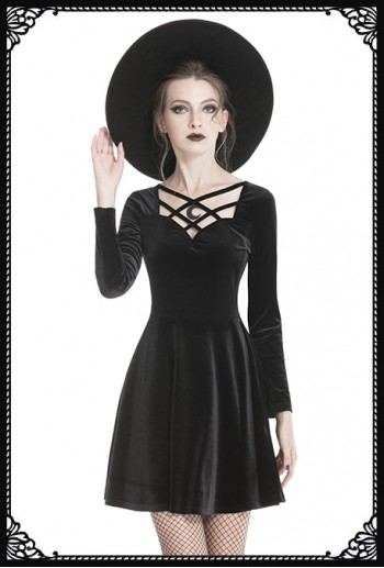 Dark in Love Tullya Dress