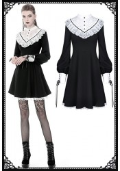 Dark In Love Dolones Gothic Lolita Dress