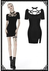 Dark In Love Megenta Dress