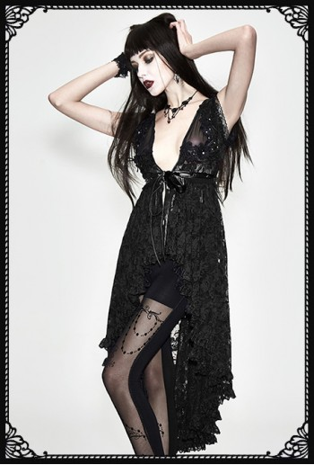 Eva Lady Diamanda Dress (BK)