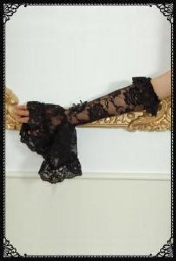 G.L.P. Full Black Moon Gloves
