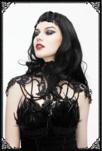 Gothic Bead Shrug
