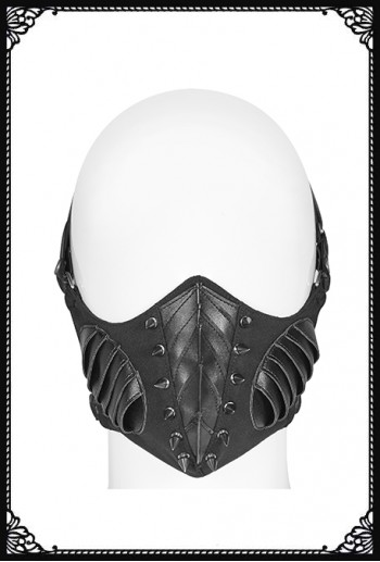 Punk Rave Armor Mask