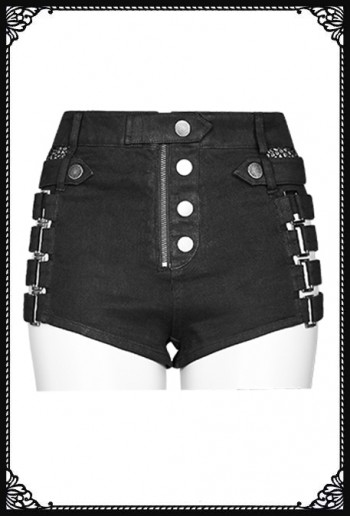 Punk Rave Kyavi Shorts