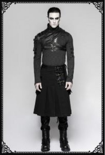 Punk Rave Steampunk Kilt