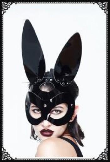 PVC Bunny Mask
