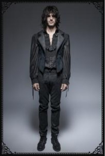 Punk-Rave Prince of Persia waistcoat