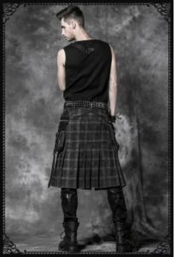 Punk-Rave Braveheart kilt(BN)