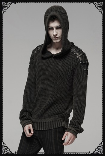 Punk Rave Dahc Knitted Sweater