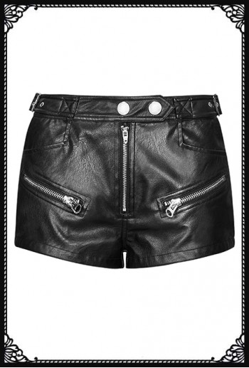 Punk Rave Draacah Shorts
