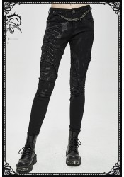 Devil Fashion Furiosa Diesel-Punk Trousers