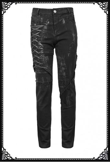 Devil Fashion Rollo Trousers