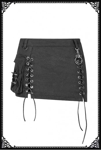 Punk Rave Riot Punky Skirt