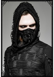 Punk Rave Devastate Mask (Male)