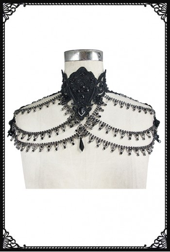 Crystal Madness Chain Shrug