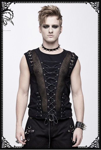 Devil Fashion Vanian Vest