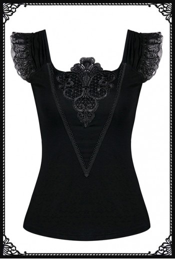 Dark in Love Laura Blouse