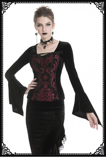 Dark in Love Aliria Blouse
