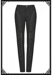 Punk-Rave Beverly Trousers