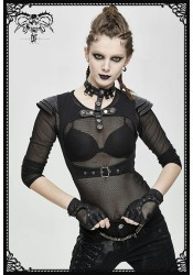 Devil Fashion Kimberley Harness Top