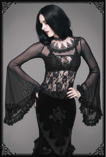 Eva Lady Teles Lace Top