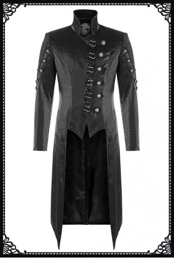 Punk Rave Lucius Coat