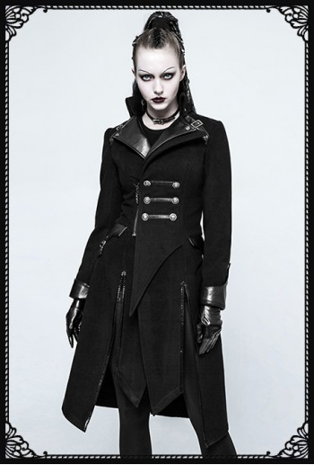 Punk Rave The Catalyst Coat