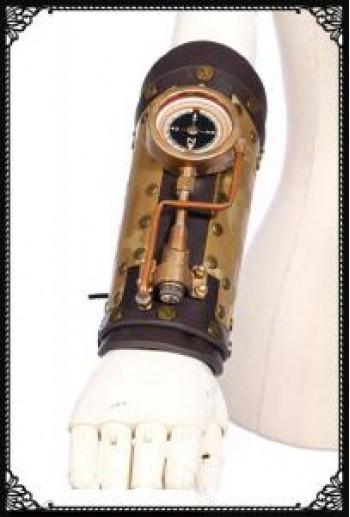 RQ-BL Salem wristband(BK)