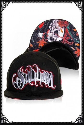 Ferreira Snapback Hat by Sullen