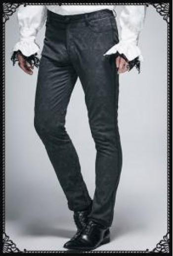 Devil Fashion Mesmerist Trousers
