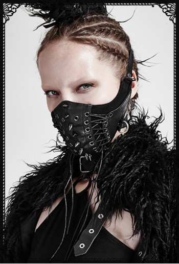 Punk Rave Devastate Mask (Female)