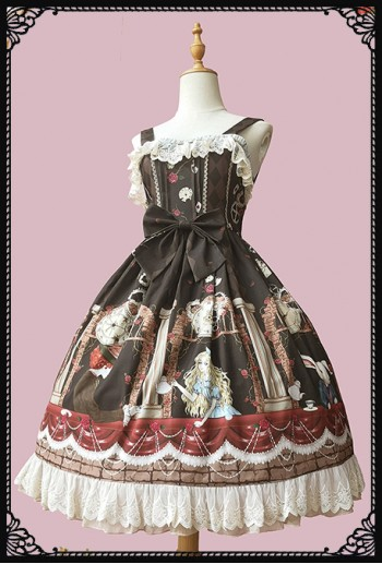 Alice Tea Party Lolita Dress