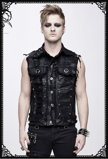 Devil Fashion Glenn Vest