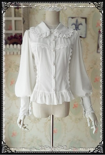 Lolita Long Sleeve Shirt