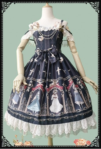 Puppet Doll Lolita Dress