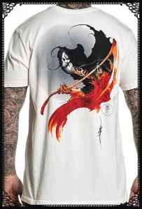 Shane Ford Reaper Antique White Sullen