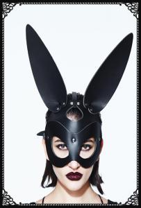 Bunny Mask (leatherette)