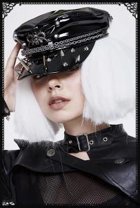 Devil Fashion Jezeh PVC Hat