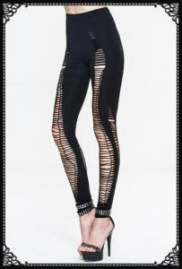 Cuts and Knots Leggings