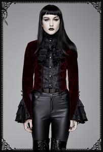 Devil Fashion Lucille Victorian Tailcoat